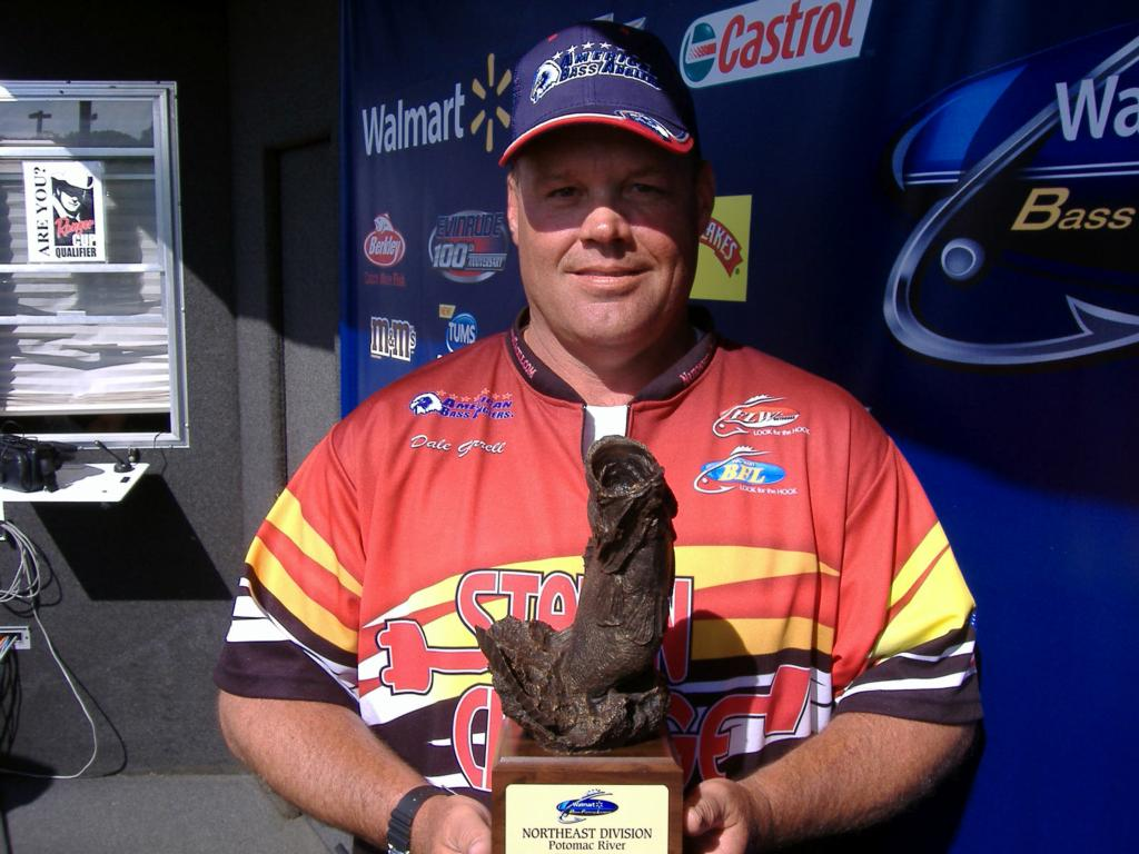 Image for Gorrell gets Walmart BFL win on Potomac River