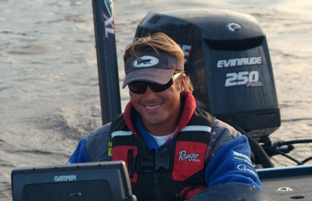 Image for Grins and fins at Champlain