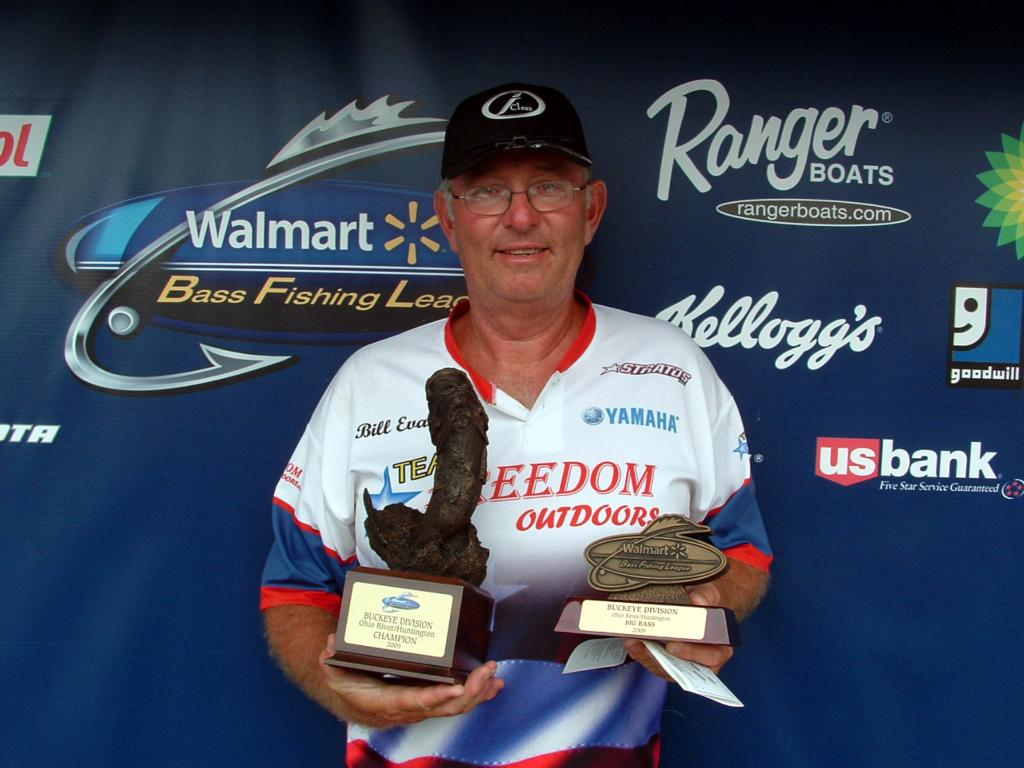 Image for Evans outfishes BFL field on Ohio River