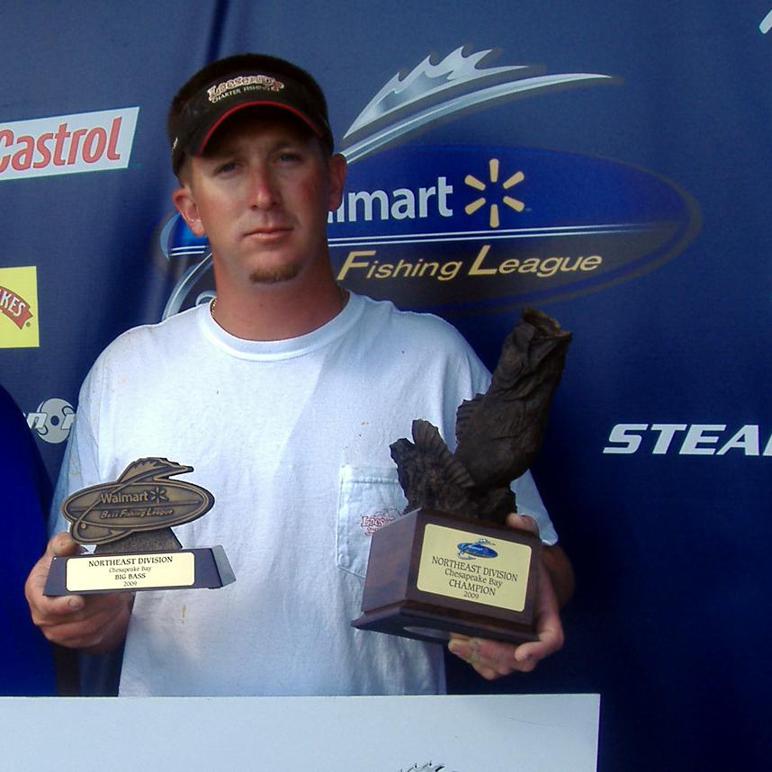 Image for Schmitt wins Walmart BFL event on Chesapeake Bay