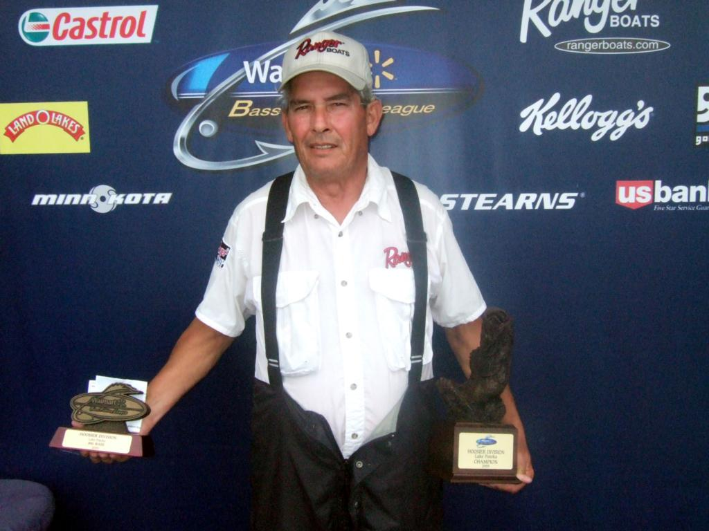 Image for Allen wins BFL event on Lake Patoka
