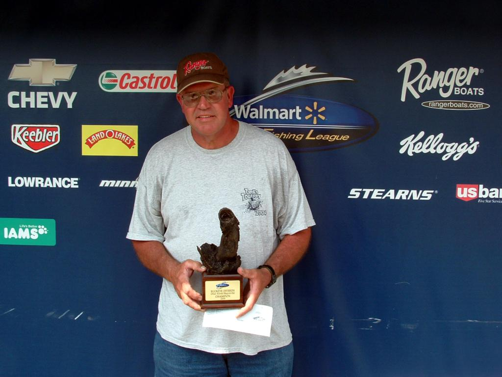 Image for Benjamin wins Walmart BFL event on Ohio River