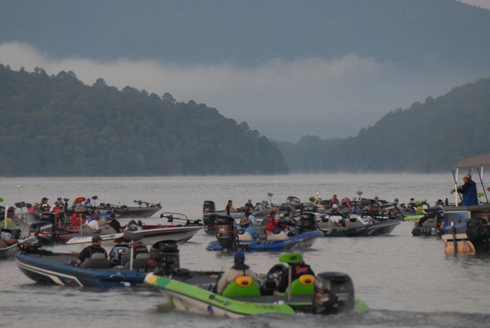 Image for Lake Dardanelle site of upcoming Walmart BFL Regional
