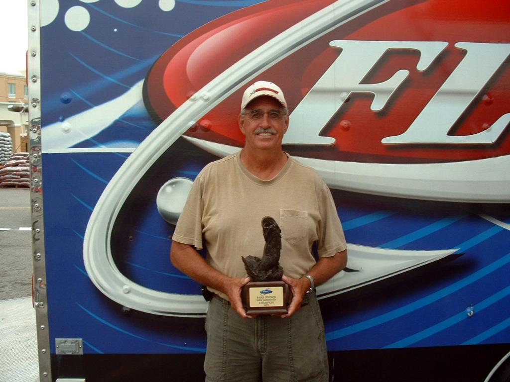 Image for Wilborn wins Walmart BFL event on Lake Guntersville