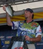 Craig Johnson of Martinez, Ga., finished fourth with a four-day total of 39 pounds, 1 ounce.