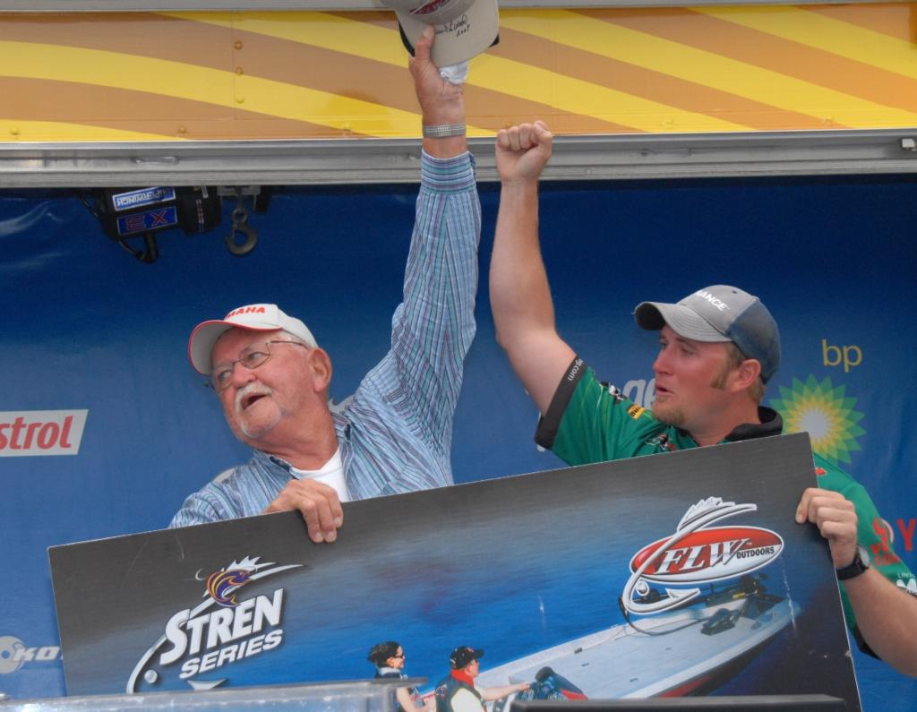 Image for Goggins wins co-angler title at Lake Guntersville