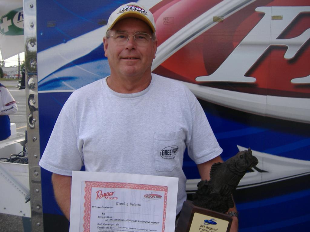 Image for Miller wins BFL Regional on Potomac River
