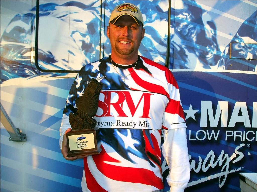 Image for Rubel wins BFL Chevy Wild Card on Old Hickory Lake