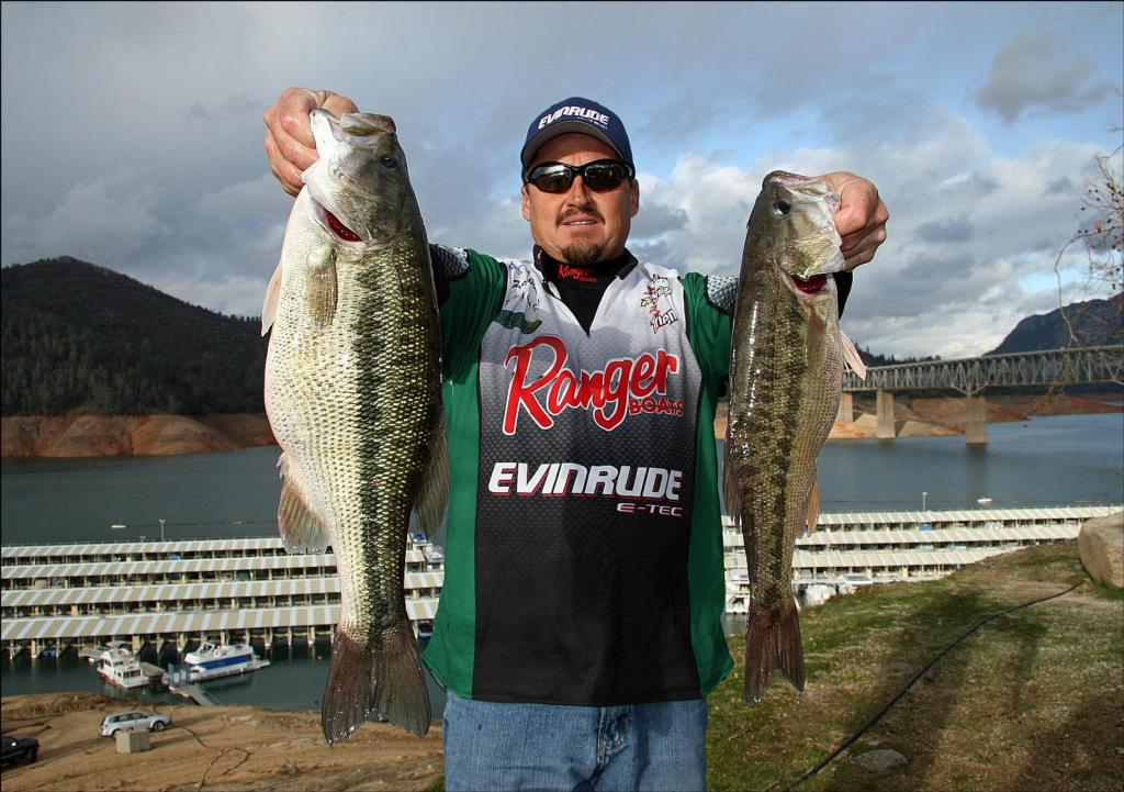 Image for Wick leads FLW Series National Guard Western Division event on Lake Shasta