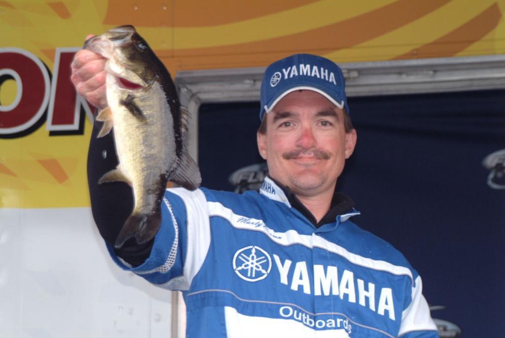 Image for Brown wins American Fishing Series event on Lake Okeechobee