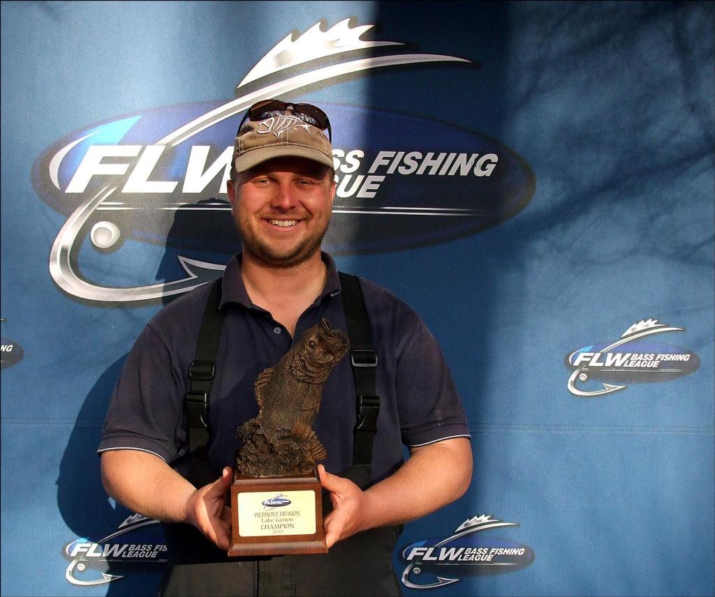 Image for Rigsbee wins BFL event on Lake Gaston