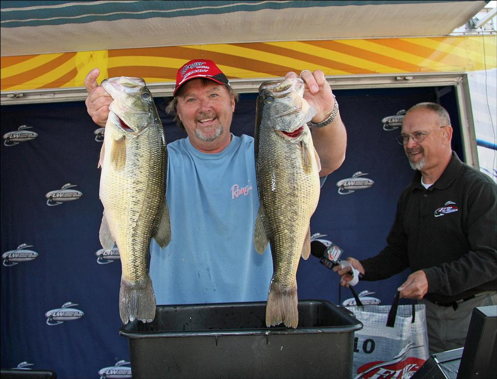 Image for Taylor takes over lead on Lake of the Ozarks