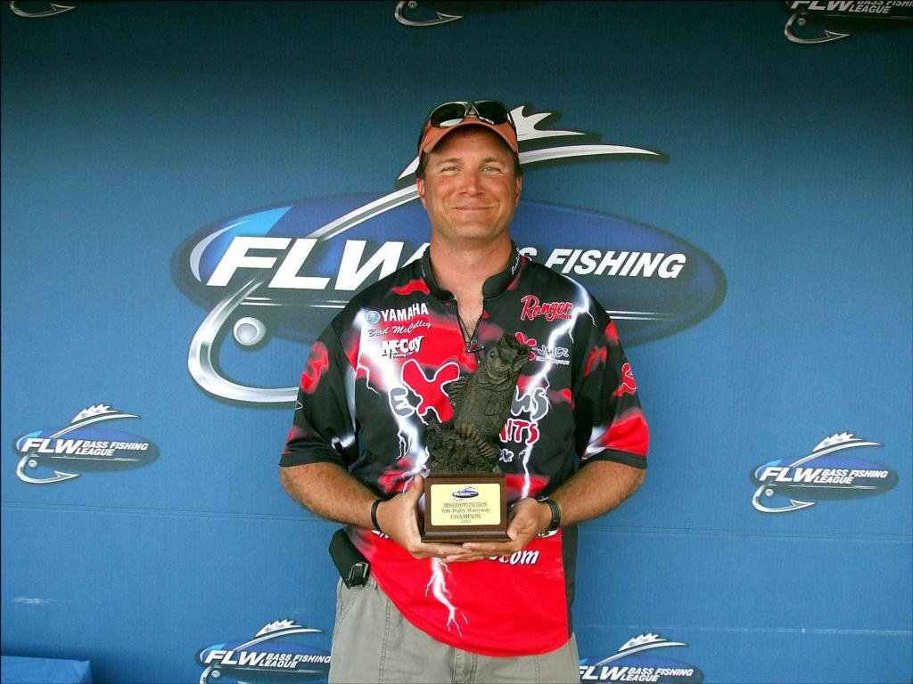 Image for McCulley best BFL boater on Pickwick Lake