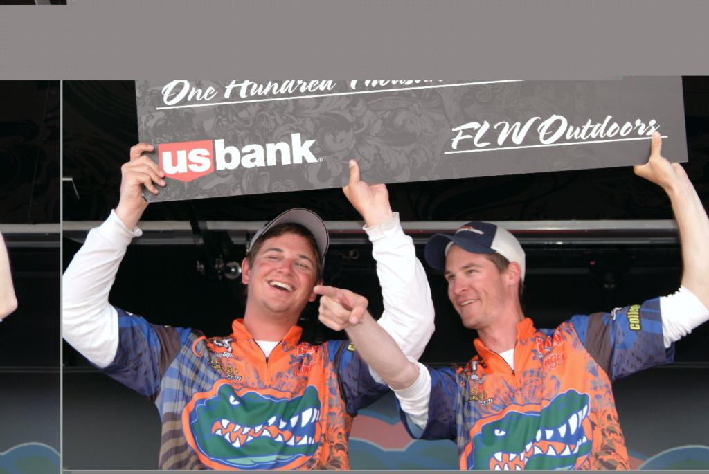 Image for Gators win it all