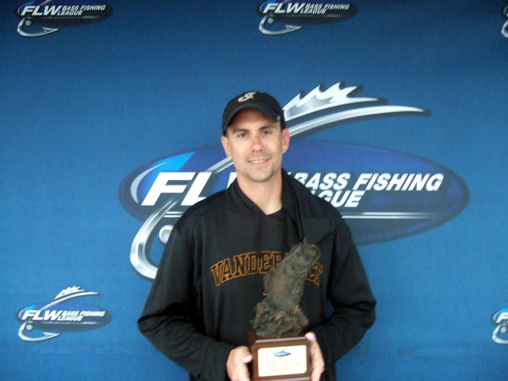 Image for Vance victorious in BFL event on Kentucky-Barkley lakes