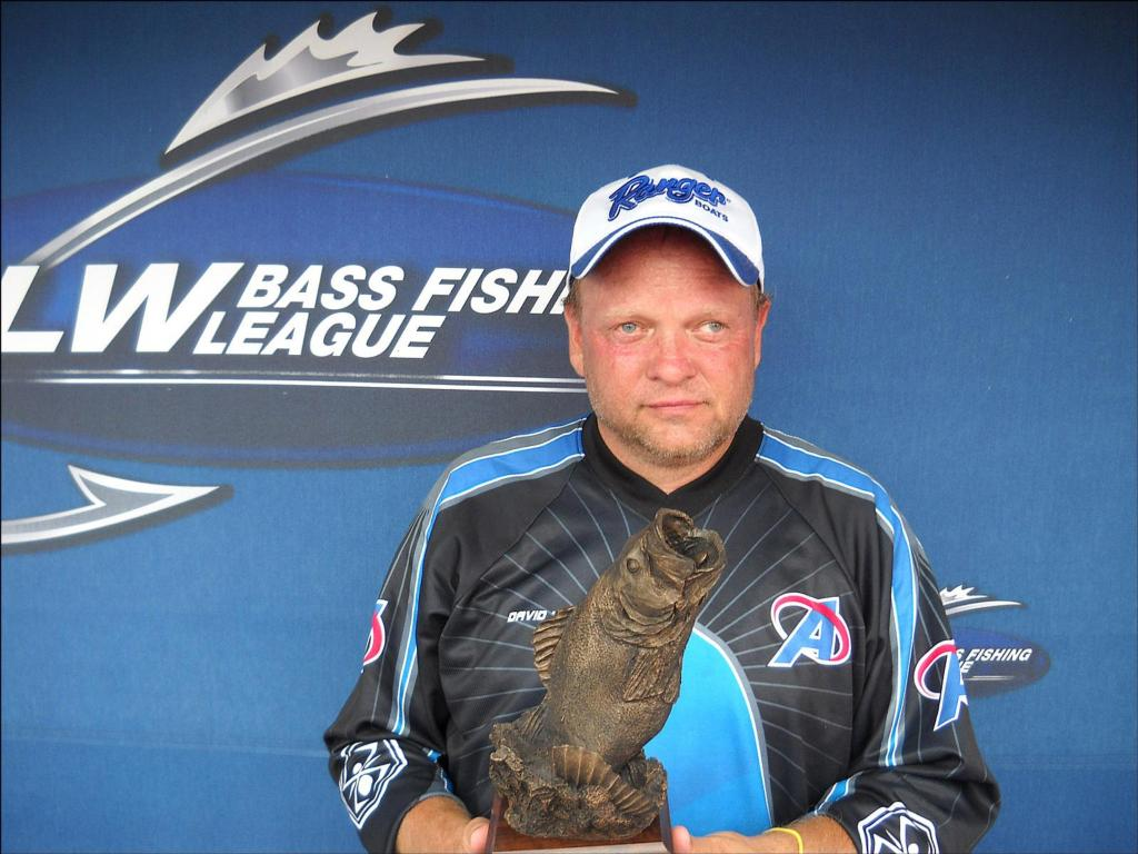 Image for Thornton outfishes BFL field on Lake Russell