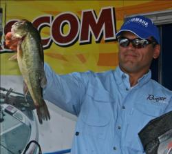 North Carolina pro David Wolak said the key to success on Champlain is knowing how to choose which bass species to target.