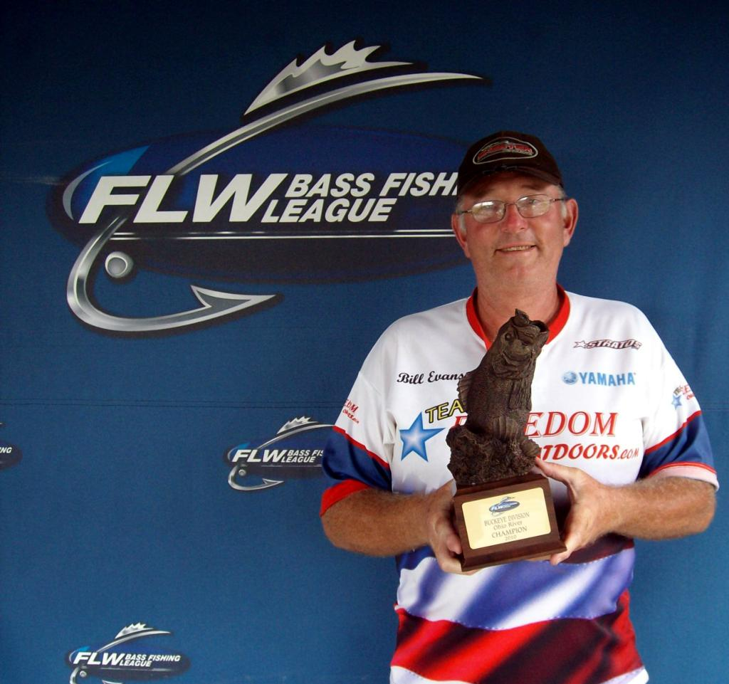 Image for Evans wins BFL tournament on Ohio River