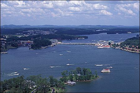 Image for Drawdowns Planned for Arkansas Lakes