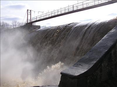 Image for Sandusky River Dam Set for Removal