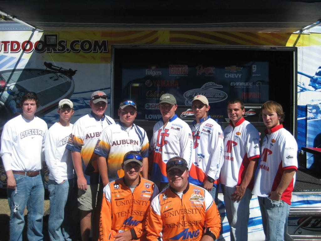 Image for University of Tennessee wins CF Southeast event on Pickwick Lake