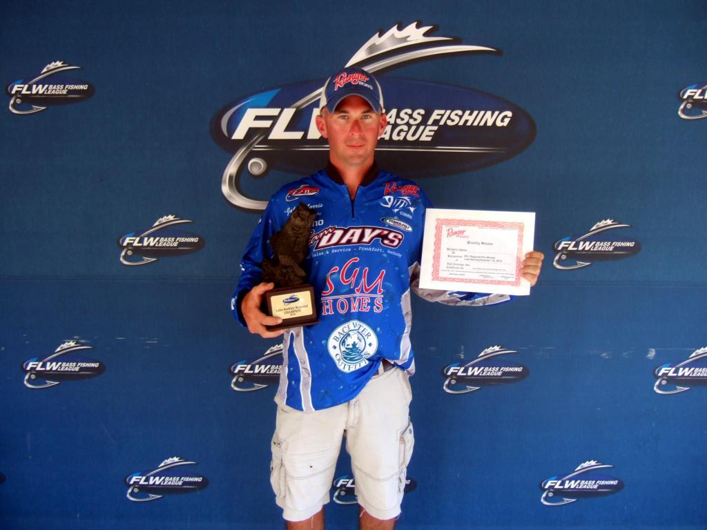 Image for Morris wins Lake Barkley regional championship
