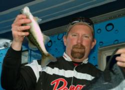 Pro Jeff Michels of Lakehead, Calif.,used an incredible three-day catch of 36 pounds to win the EverStart tournament title on Lake Shasta.