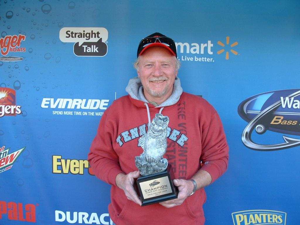 Image for King wins BFL Music City Division event on Dale Hollow Lake