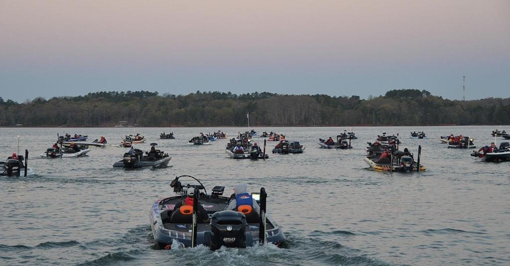 Image for A look back at Lake Hartwell
