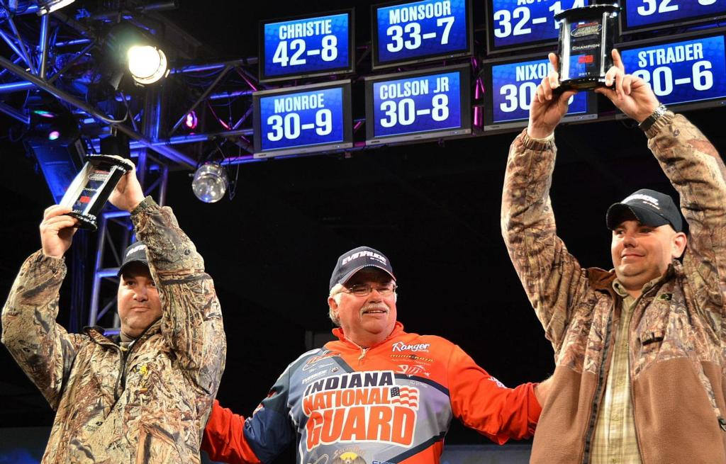Image for Thompson, Osteen take first on Lake Hartwell