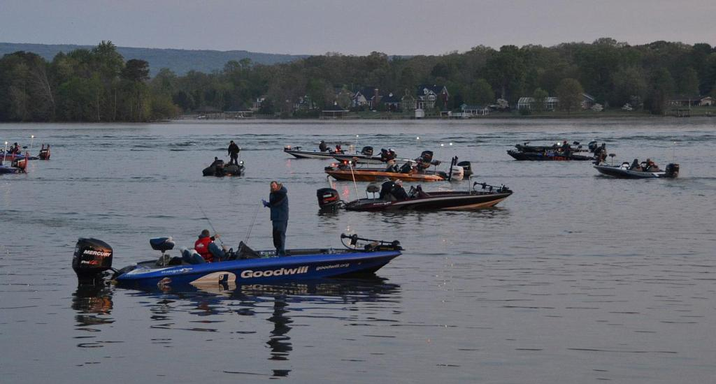 Image for FLW College Fishing Southeastern Conference Readies for final regular-season tournament at Lake Chickamauga