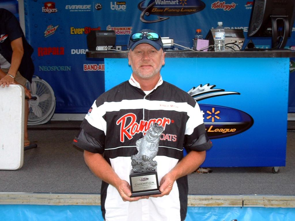 Image for McCoy wins BFL tourney on Lake Wateree