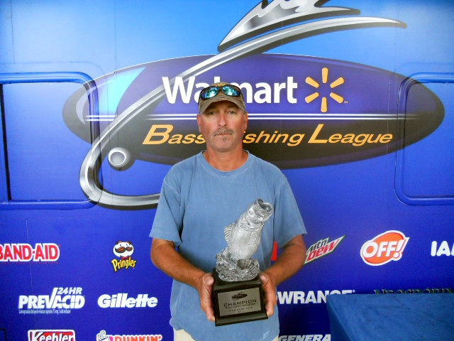 Image for Chandler wins Walmart BFL event on High Rock Lake