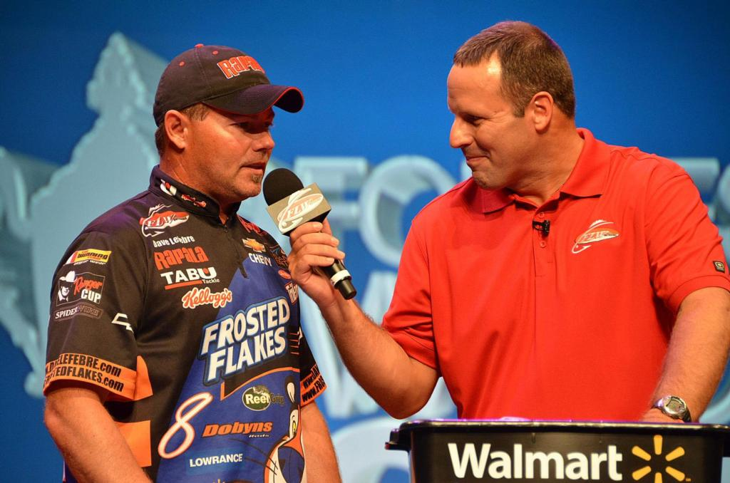 Image for FLW Tour Recap: 2011 Forrest Wood Cup