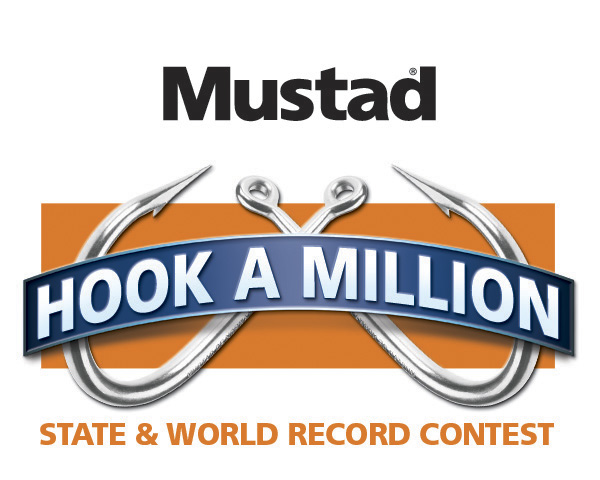 Image for Mustad launches 'Hook a Million' promotion