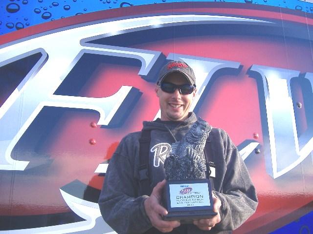Image for Davis wins BFL event on Lake Guntersville
