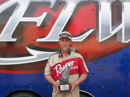 Image for Childers wins BFL South Carolina Division event on Lake Wylie