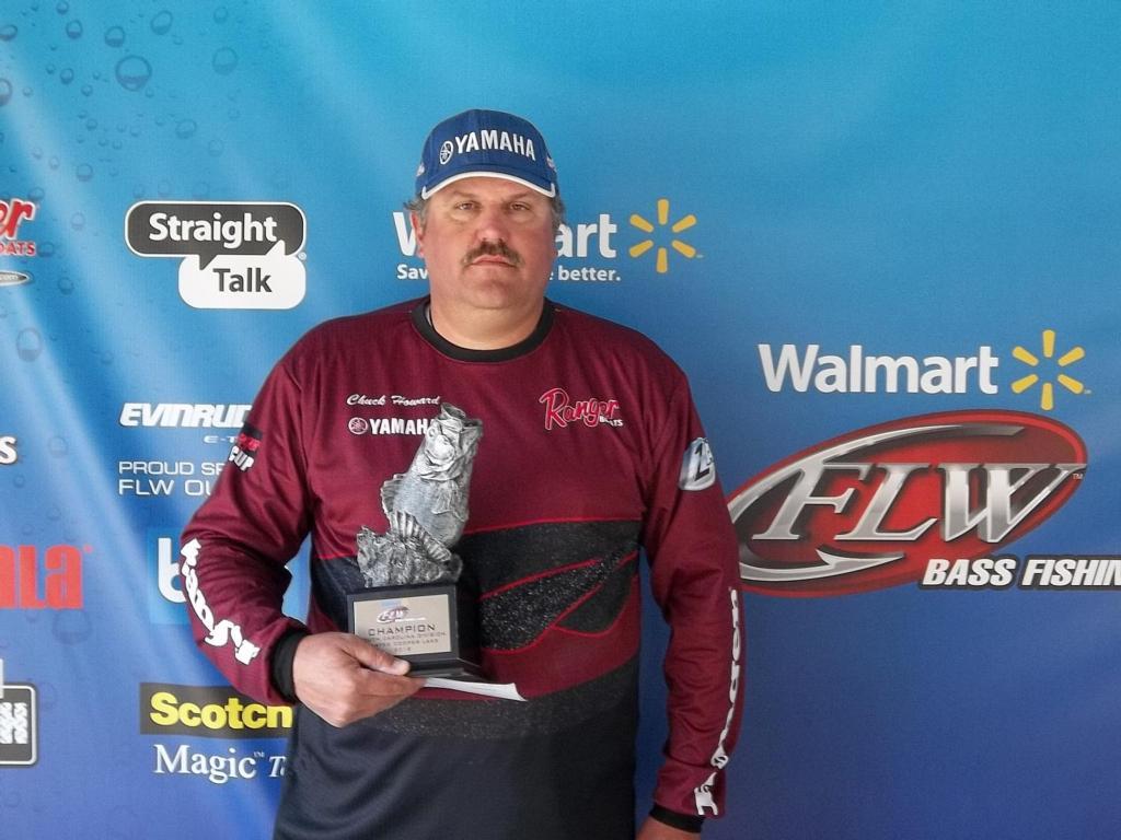 Image for Howard wins BFL South Carolina Division on Santee Cooper