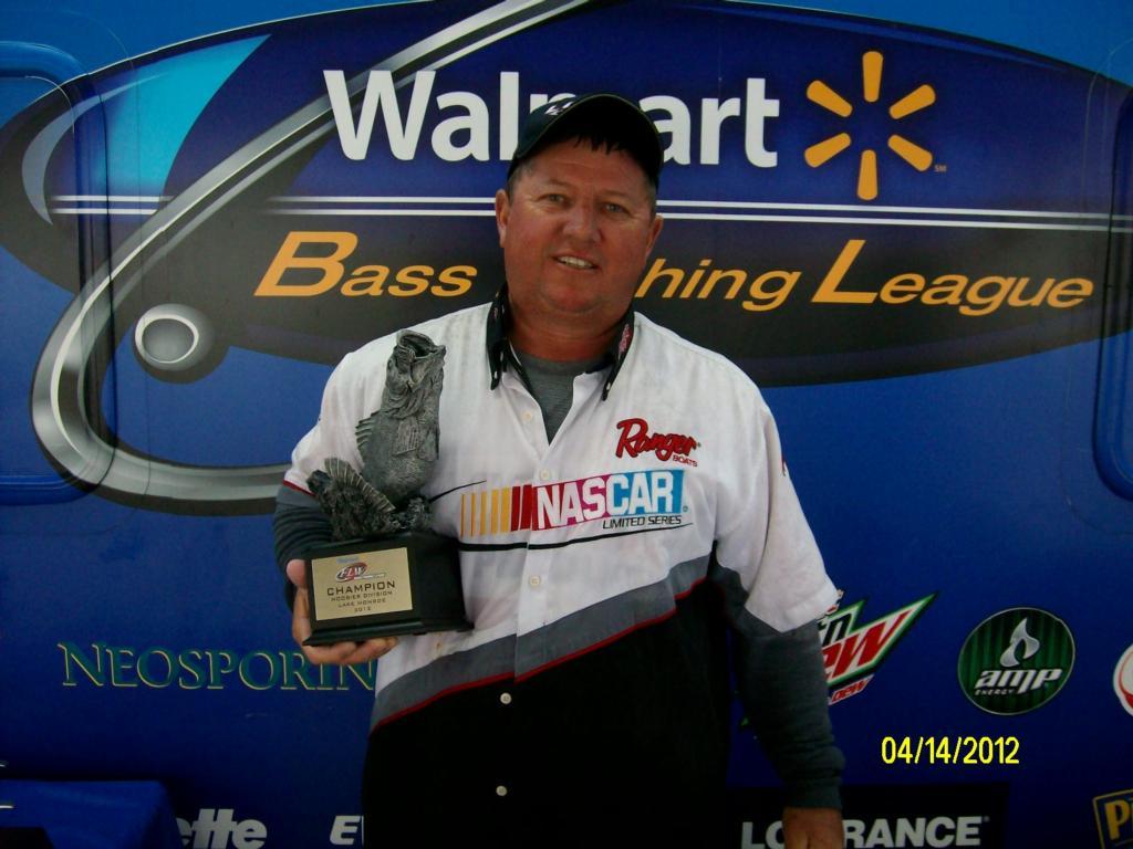 Image for Melton wins BFL Hoosier Division event on Lake Monroe