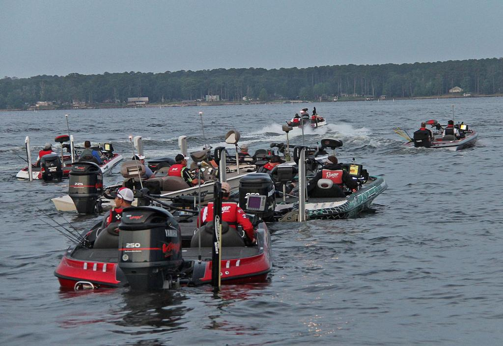 Image for FLW College Fishing headed to Toledo Bend Reservoir