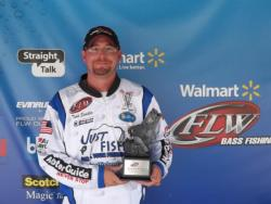 Co-angler Jonathan Saddler of Bristol, Tenn., took the title at the June 9 Volunteer Division event on Lake Cherokee with a weight of 13 pounds, 12 ounces. Saddler walked away with over $1,600 in winnings.