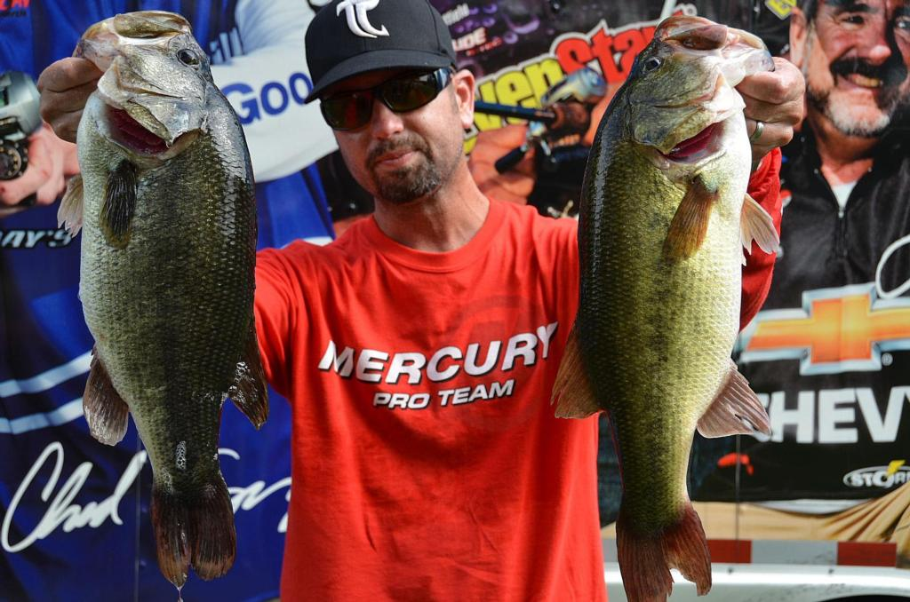 Image for Hutchins hauls in Potomac River lead