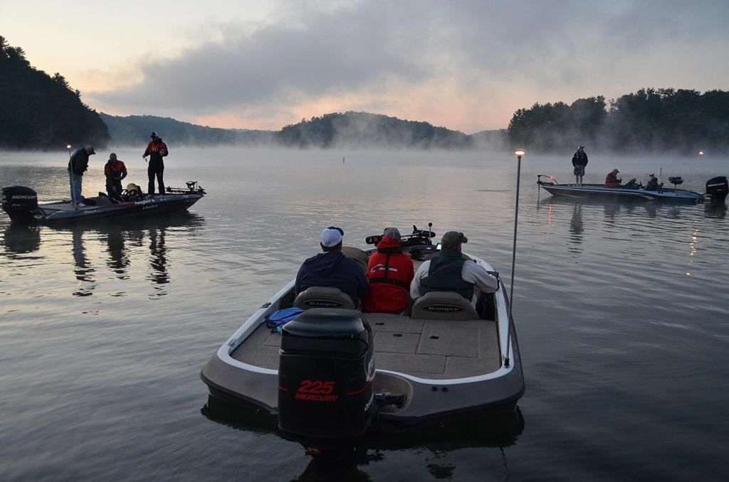 Image for FLW College Fishing Northern Conference Championship kicks off