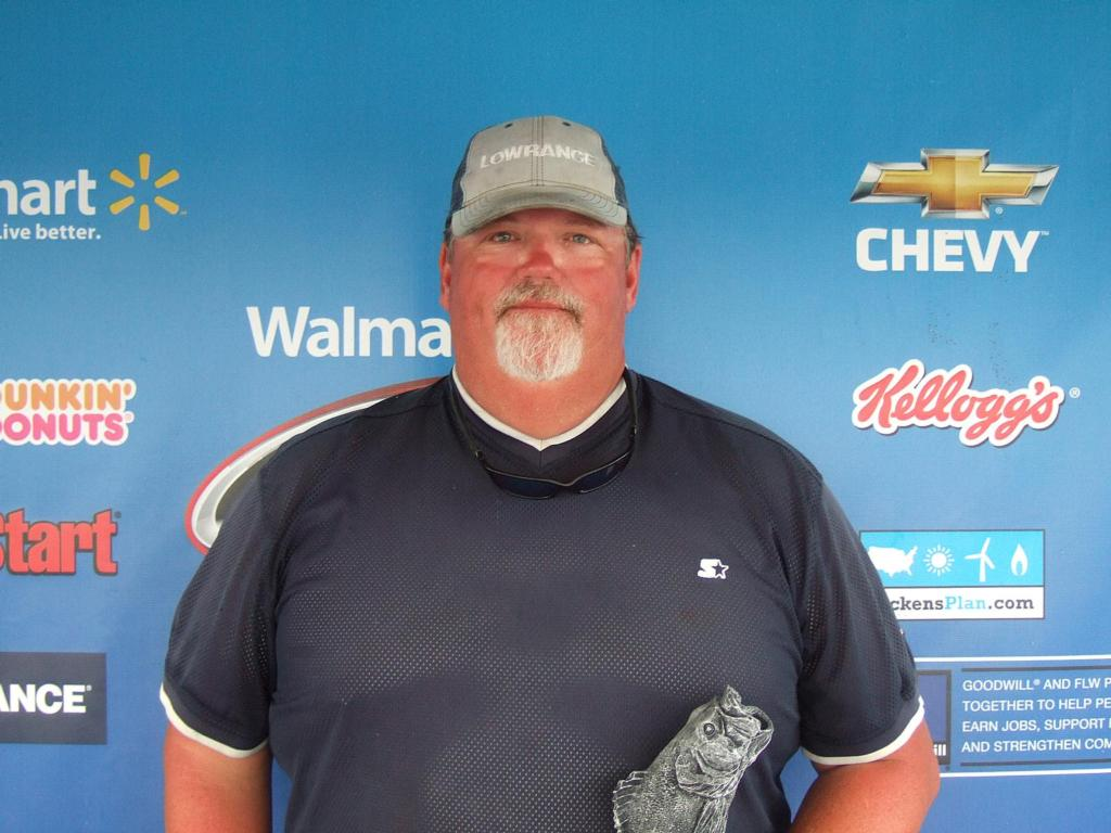 Image for Gregory captures victory on Guntersville