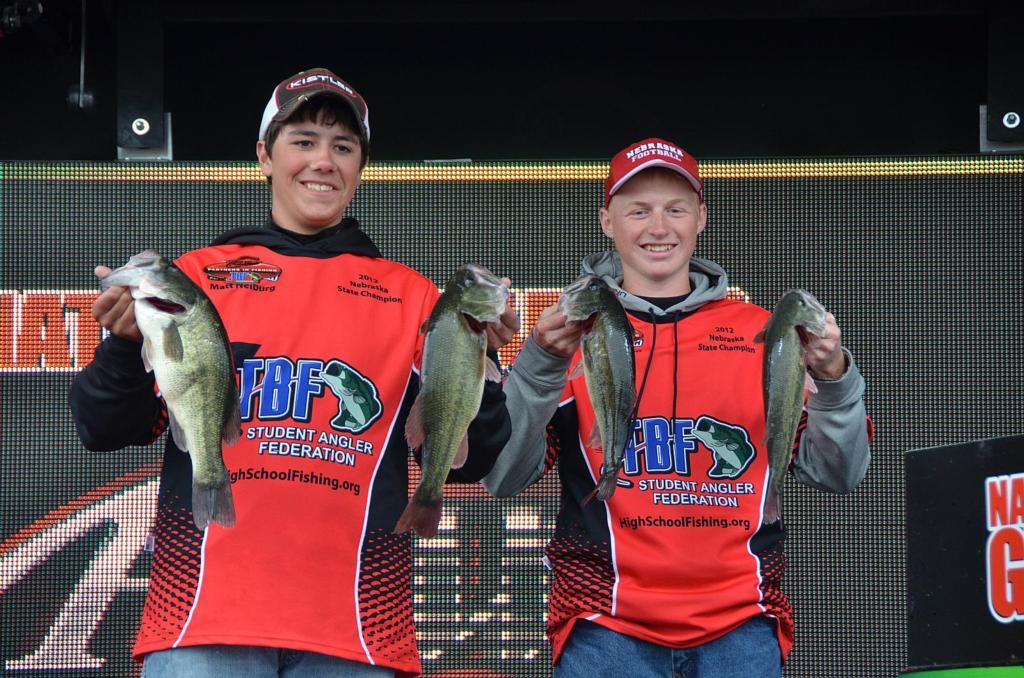 Image for Nebraska wins TBF/FLW High School Fishing Southern Conference Championship