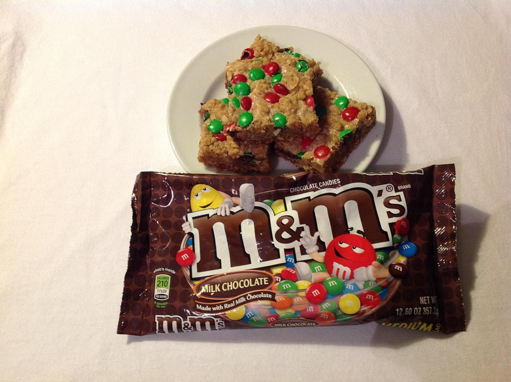 Image for M&M Bars