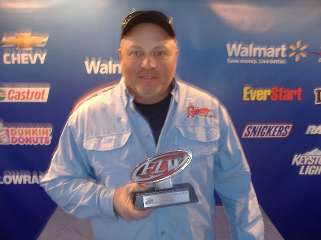 Image for Ashley, Rice tie for title at Walmart BFL event on Lake Keowee