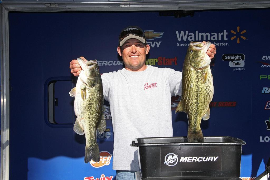 Image for Grice tops at tough Toledo Bend