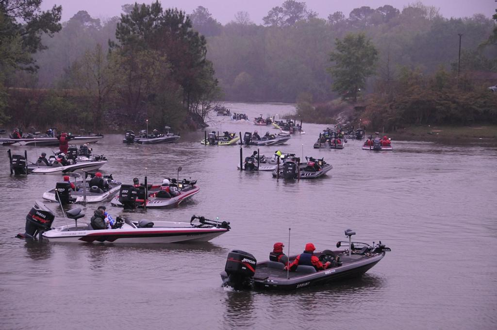 Image for FLW College Fishing heads for Seminole