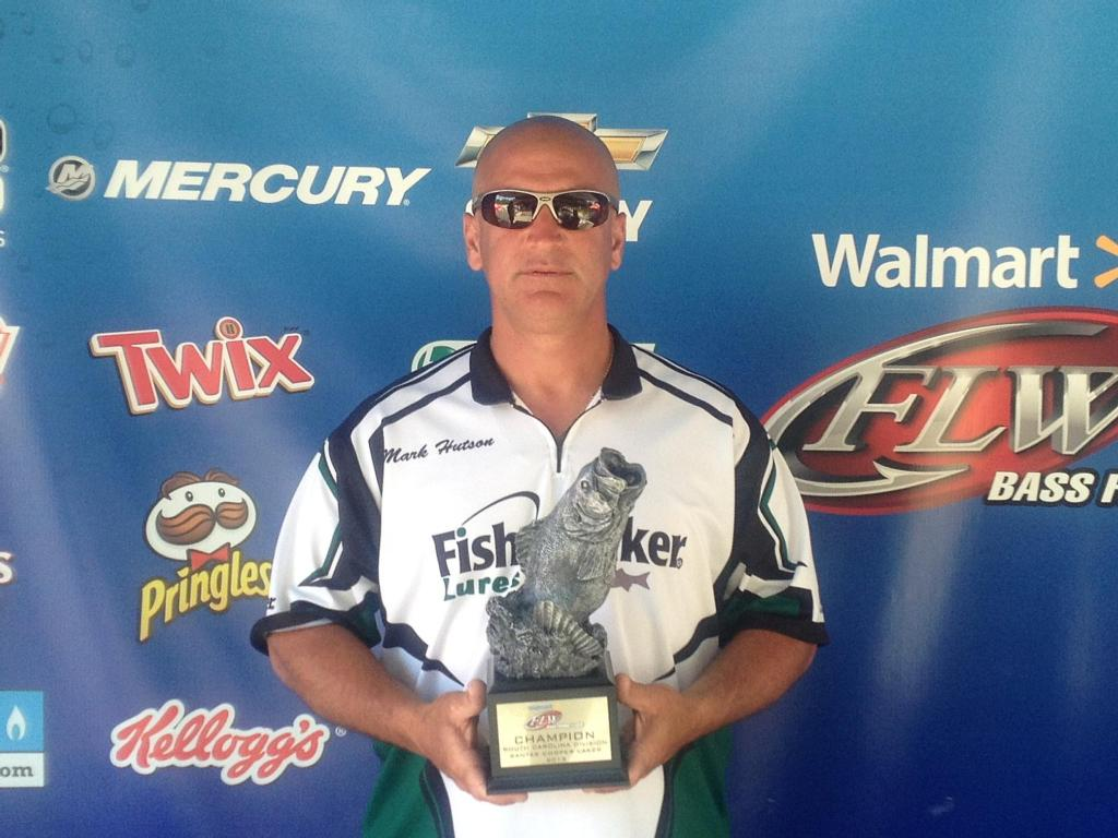Image for Hutson wins BFL event on Santee Cooper